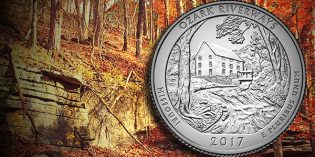 Ozark National Scenic Riverways Featured on Latest U.S. Mint Quarter