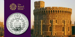 New Commemorative World Coins – Royal Mint Marks House of Windsor Centenary