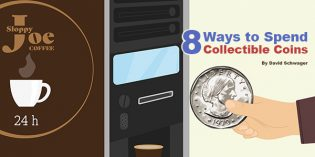 Eight Ways to Spend Collectible Coins