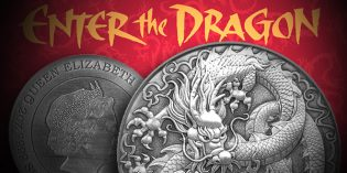 Sold-Out Perth Mint Dragon Coin Available at Modern Coin Mart