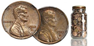 Stack's Bowers: 1982-83 Bronze Lincoln Cent Errors Featured in August 2017 ANA Auction