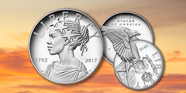 2017 Silver Medal United States Mint
