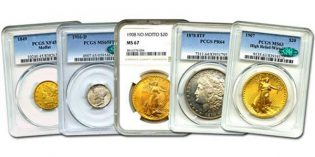 Internet Auction #963 from David Lawrence Rare Coins Closing Sunday