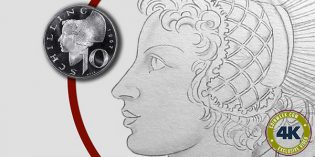 CoinWeek: A Look at Austria's 10 Schilling Art and Plaster – 4K Video