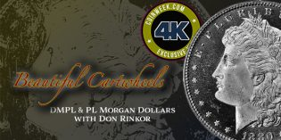CoinWeek: Beautiful Cartwheels: DMPL & PL Morgan Dollars – 4K Video