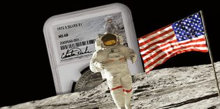 NGC Signs Charlie Duke, Astronaut Who Walked on Moon, to Autograph Labels