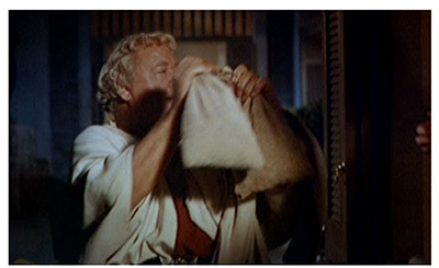 Two coin sacks in Spartacus