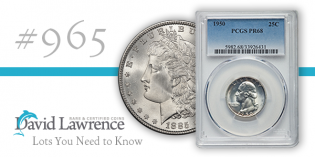 David Lawrence Rare Coins Auction 965: Lots You Need to Know