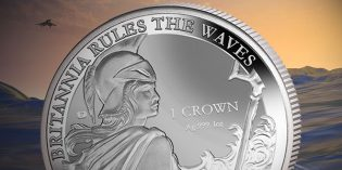 New Reverse Proof Silver Britannia Bullion Coin Commemorates Falkland War