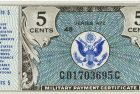 US Paper Money & Scrip – Military Payment Certificates