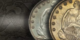 "Counterfeit Coins – A Mystery 1872-S ""Half Dollar"" and 1-Page Attribution Guide"