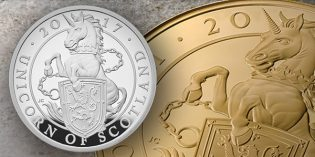 New World Coins – Unicorn of Scotland Available from Royal Mint UK