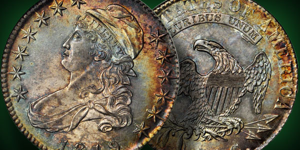 1819 Bust Half Dollar - Stack's Bowers