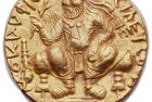 Ancient Coin Profile – Pompeia's Pick: Gold Coin of the Great Kushans