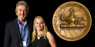 Shelby Plooster Receives 2017 Young Numismatist of the Year Award