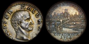 New Inventory Highlights from Atlas Numismatics – Pre-ANA Edition