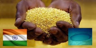 Gold in Waters Around Indian Peninsula?