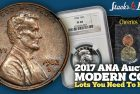 Modern Coins at Stack's Bowers ANA World's Fair of Money Rarities Night Sale: Lots You Need to Know