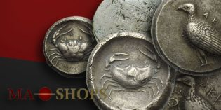 MA-Shops: Ancient Coins from Akragas