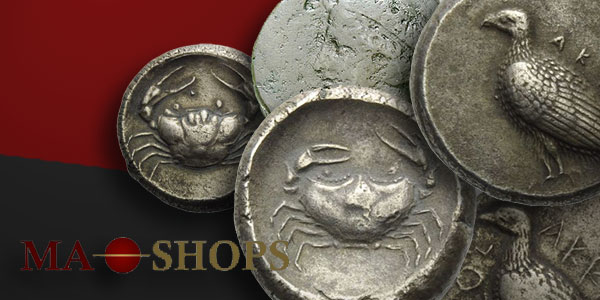 MA Shops - Ancient Coins