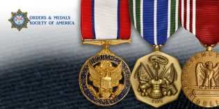 Exonumia News – Orders and Medals Society of America 2017 Annual Convention August 10-13