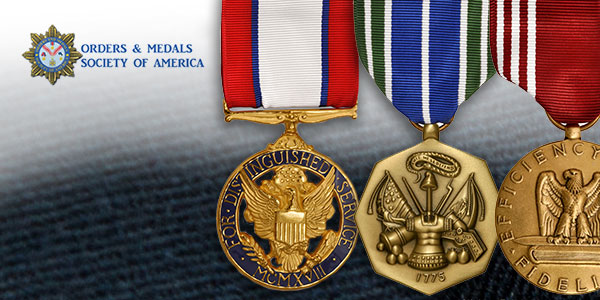 Orders & Medals Society of America