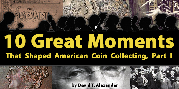 Great Moments Coin Collecting, 1