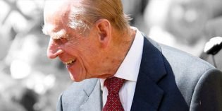 The Royal Mint Celebrates Prince Philip's Contribution to Public Life