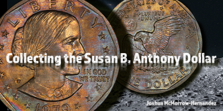 Modern US Coins – Collecting the Susan B. Anthony Dollar