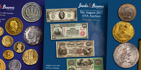 Stack's Bowers ANA Auctions