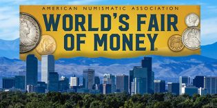 ANA World's Fair of Money Hits the Mile High City
