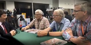 Live at the ANA with CoinWeek – Pete Smith, Joel Orosz, Len Augsburger Talk 1792 Coins