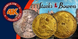 CoinWeek: Private Lot Viewing: Stack's Bowers 2017 ANA Rarities Night Sale – 4K Video