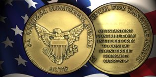 Three in Coin Industry Receive Anti-Counterfeiting Al Kreuzer Memorial Award
