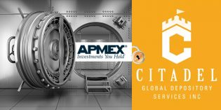 APMEX Improves Precious Metals Storage Management, Secured by Brink's