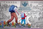 Royal Canadian Mint Issues Great Trail 25th Anniversary Silver Coin