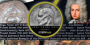 CoinWeek: Cool Coins! 2017 Episode 4 – 4K Video