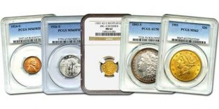 David Lawrence Rare Coins Is Back with Internet Auction 973