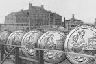 U.S. Mint Opens Sales for Ellis Island Quarter Rolls and Bags August 28