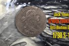 "Struck Counterfeit Coin of the Week: An Interesting 1798 ""S-158 Large Cent"" + 1-Page Attribution Guide"