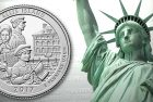 U.S. Mint, National Park Service to Launch Ellis Island Quarter Aug. 30