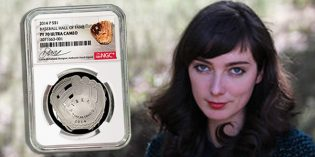 NGC Signs Cassie McFarland, Artist Famed for Baseball Coins, to Autograph Labels