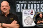 Modern Coin Mart Offers ANA Signature Labels from Pawn Stars' Rick Harrison