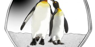 World Coins – Pobjoy Issues Latest in Falkland Island Penguin Series