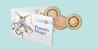 World Coins – Royal Australian Mint Issues Possum Magic Limited Edition Collector Coin Series