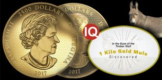 "NGC Certifies Rare ""Mule"" Error on Canadian Gold Kilo Coin – with Exclusive 4K Video"