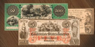 High Grade Confederate Currency, Rare National Banknotes Highlight Stack's Bowers ANA Currency Auction