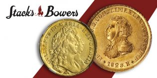 Stack's Bowers ANA Sale of Ancient & World Coins, World Paper Money Realizes $4.54 Million
