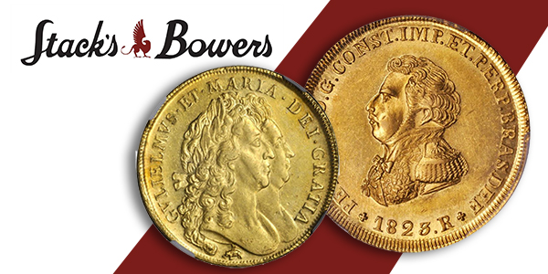 Stack's Bowers World Coins