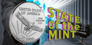 State of the Mint – U.S. Mint Numismatic Coin Sales as of Aug. 13, 2017